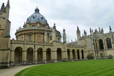 Mitchell Cregor - Driven Tour of Oxford and The Cotswolds - Save 0%