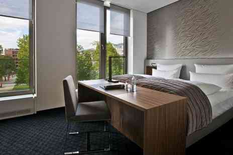 Cosmo Hotel - Four star Casual Contemporary Style in Fabulous City Location for two - Save 64%