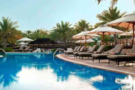 Southall Travel - Luxury Three nights Dubai break with flights and breakfast - Save 0%