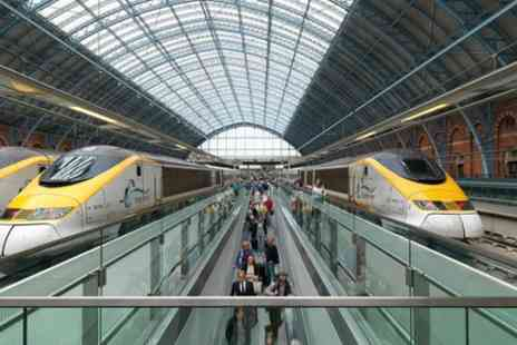 Travel Brake - St Pancras Train Station to Heathrow Airport Private Transfer Service - Save 0%