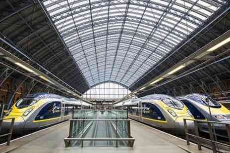 Travel Brake - London To St Pancras Station Private Transfer Departure Service - Save 0%