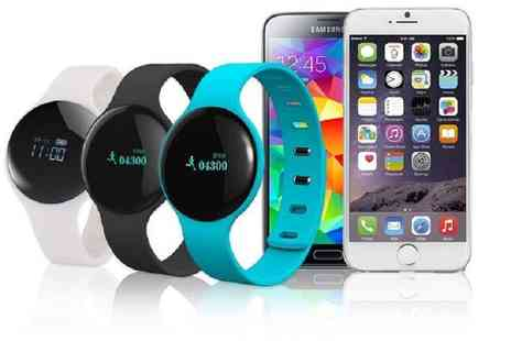 ugoagogo - Multi function bluetooth lunar smart fitness tracker - Save 80%