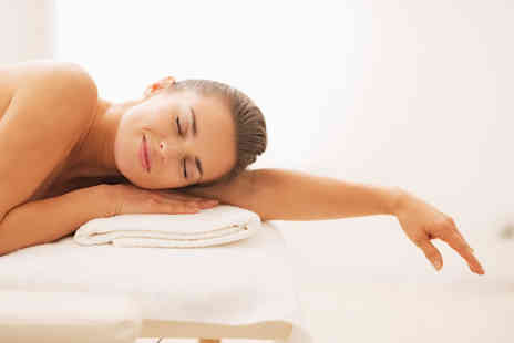 SK Beauty at Jason Shankey - Pamper package including a 30 minute express facial and a 30 minute back, neck and shoulder massage - Save 58%