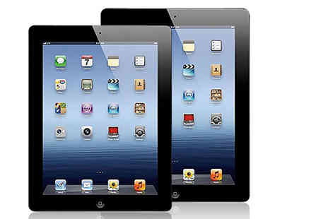 i Redo - Refurbished 16Gb iPad 3 or 32GbiPad 3 - Save 69%