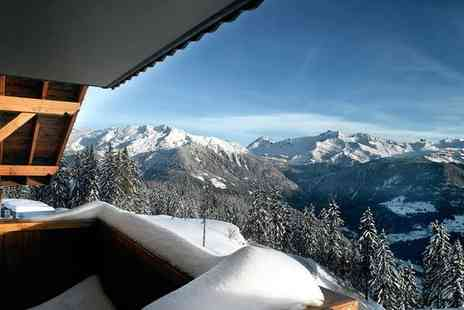 CGH Residences & Spas Les Alpages de Champagny -  A Superb Ski Resort Offering High Quality Services - Save 35%