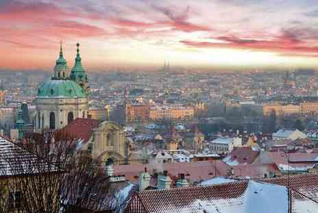 Elizabeth Suites - Four Star Central Aparthotel near Prague National Museum for two - Save 80%