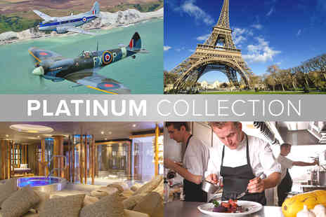 Virgin Experience Days - The Platinum Collection - Save 0%