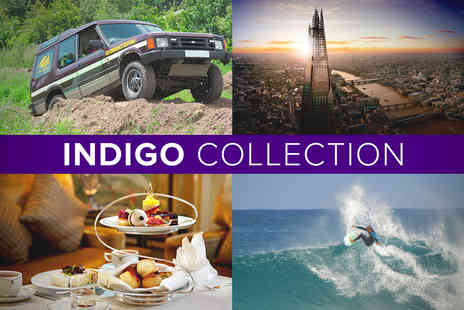 Virgin Experience Days - The Indigo Collection - Save 0%