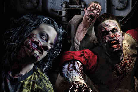 Virgin Experience Days - Zombie Apocalypse Experience - Save 0%