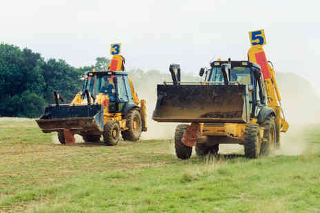 Virgin Experience Days - Jcb Digger Racing Experience - Save 0%