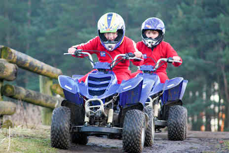 Virgin Experience Days - Junior Quad Biking for One - Save 0%