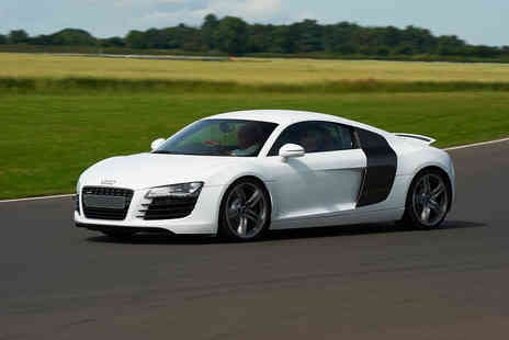 Virgin Experience Days- Audi R8 Thrill - Save 0%