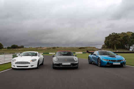 Virgin Experience Days - Buckle up for the ultimate driving experience with this Triple Supercar Thrill - Save 46%