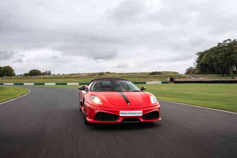 Virgin Experience Days - Supercar Blast plus High Speed Passenger Ride and Photo For Weekday - Save 40%