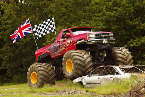 Virgin Experience Days - Big Toys Monster Trucks - Save 0%