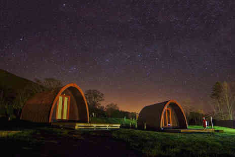 The Quiet Site - One Night Glamping Break - Save 0%