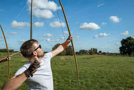 Virgin Experience Days - Longbow Archery Experience Day for One - Save 0%