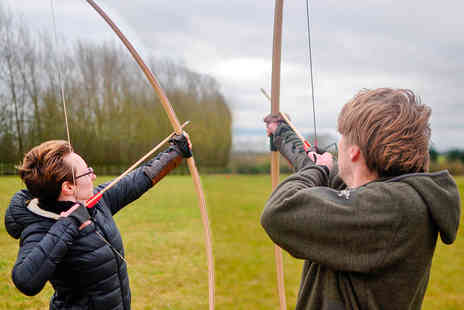 Virgin Experience Days - Longbow Archery Experience Day for Two - Save 0%