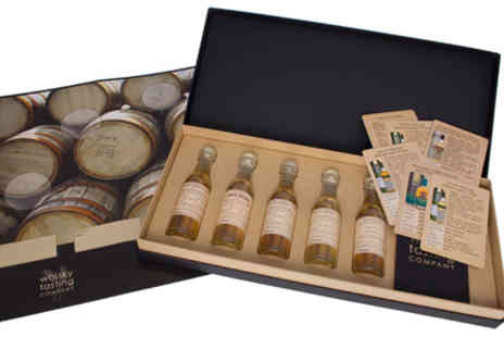 Virgin Experience Days - Regional Selection Single Malts Gift Set - Save 0%