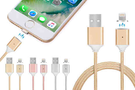 Ckent - Magnetic charging cable available in gold, rose gold and silver - Save 59%