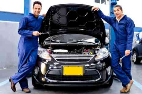 Douglas Paul Motor Group - 66 Point Car Service with Oil and Filter Change for One or Two Cars - Save 66%
