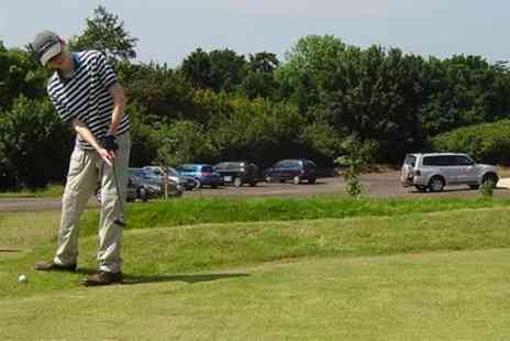 Stowmarket Golf Centre - Six Week One Hour Golf Lessons - Save 42%