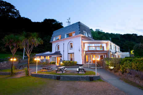 Oxwich Bay Hotel - Two Nights Gower Coastal Break for Two - Save 0%