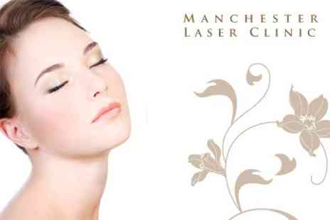 Manchester Laser Clinic - Three Sessions of Soft Light Laser Peel Facial - Save 78%
