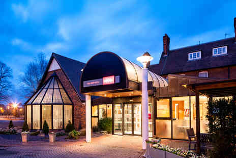 Mercure Hull Grange Park Hotel - One Night Break for Two - Save 0%