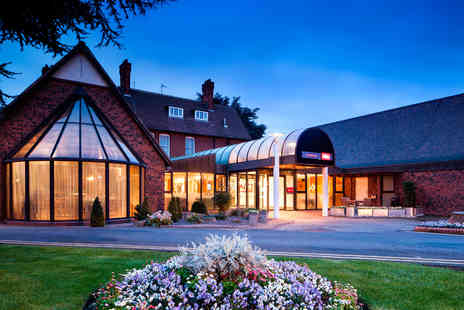 Mercure Hull Grange Park Hotel - One Night Break with Dinner for Two - Save 0%