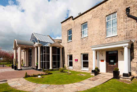 Mercure York Fairfield Manor Hotel - One Night Break for Two - Save 0%