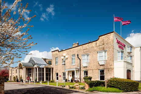 Mercure York Fairfield Manor Hotel - Two Nights Break for Two - Save 0%