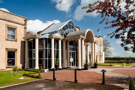 Mercure York Fairfield Manor Hotel - One Night Break with Dinner for Two - Save 0%