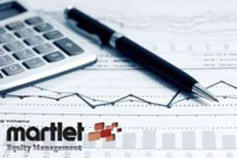Martlet Equity - Three hour beginners stock trading course - Save 80%
