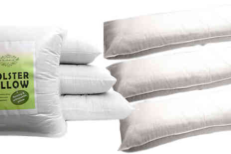 Direct Warehouse - Maternity Body Bolster Pillow Choose Five Sizes - Save 82%