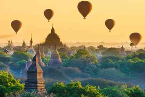 LUMLE HOLIDAYS - 10 Nights temples and Inle Lake tour with flights - Save 0%