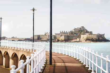 Channel Islands Direct - Deluxe Two nights seafront break with flights - Save 0%