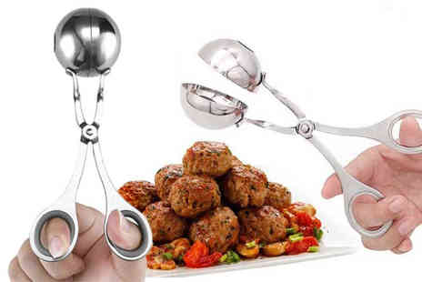 Domo Secret - Meat ball scooper - Save 67%