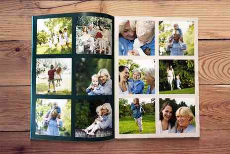 Unibind Photo Books - Softcover personalised photobook - Save 67%