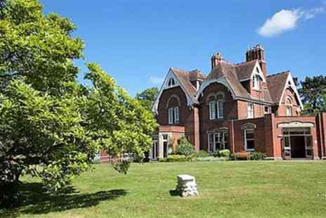 Hallmark Stourport Manor - Room for Up to Four with Breakfast and Optional Dinner, Drink and Footgolf - Save 31%