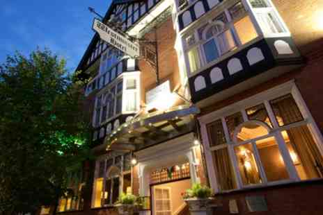 Hallmark Inn Chester - Classic Room for Two with Breakfast and Late Check Out - Save 58%