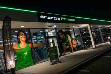 energie Fitness Lincoln - Five or Ten Day Gym Passes with Access to Classes and Facilities - Save 0%