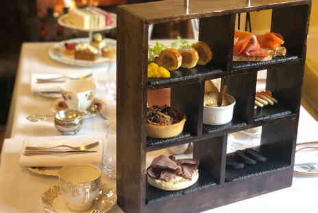 The Oakley Court - Gentlemans Afternoon Tea for Two - Save 0%