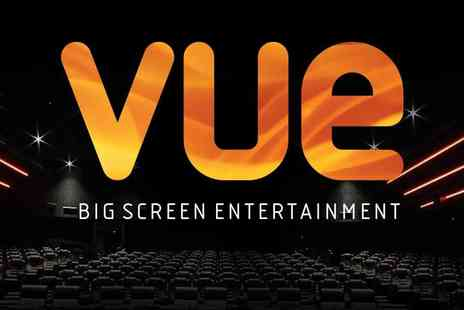 The Hawk Incentives - Family Pass Members Only Vue Cinema - Save 40%