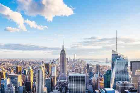 Hays Travel - Last minute New York City break in Manhattan with flights - Save 0%