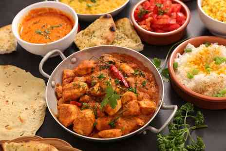 Balti King - £30 spend on food and wine for two - Save 67%