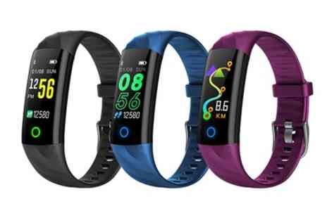 Groupon Goods Global GmbH - S5 Smart Fitness Tracker - Save 0%