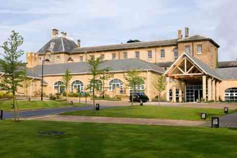 De Vere Beaumont Estate - Double and Twin or Family Room for Two with Breakfast and Option for Buffet Dinner  - Save 30%
