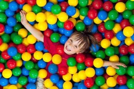 Bebabadoo - Weekday or Weekend Soft Play Area Entry - Save 57%