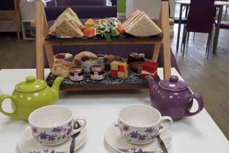 Thyme Out - Afternoon Tea for Two or Four - Save 48%